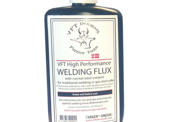 VFT High performance welding flux