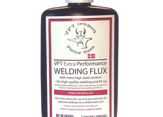 VFT Extra performance welding flux