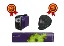 Load image into Gallery viewer, Easter offer: Parweld welder, mask and welding rods