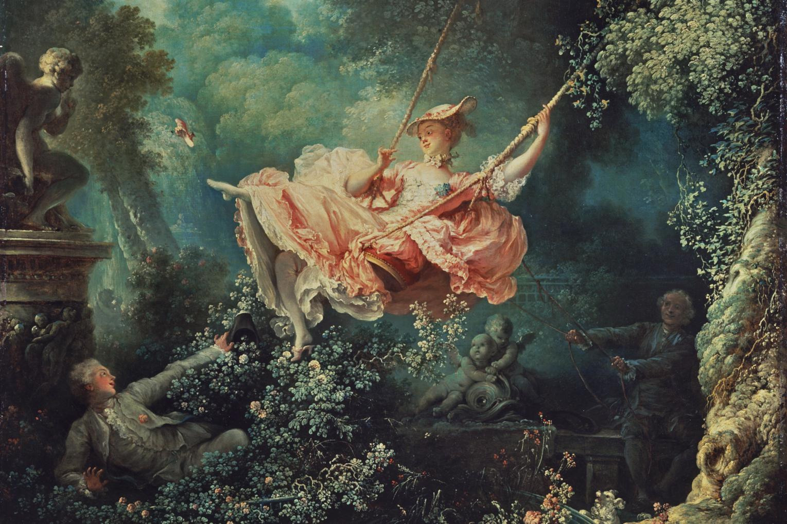"Jean Honoré Fragonard'ın Sembolizmi: ""The Swing"""