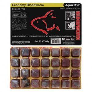 Aqua One Frozen Bloodworm