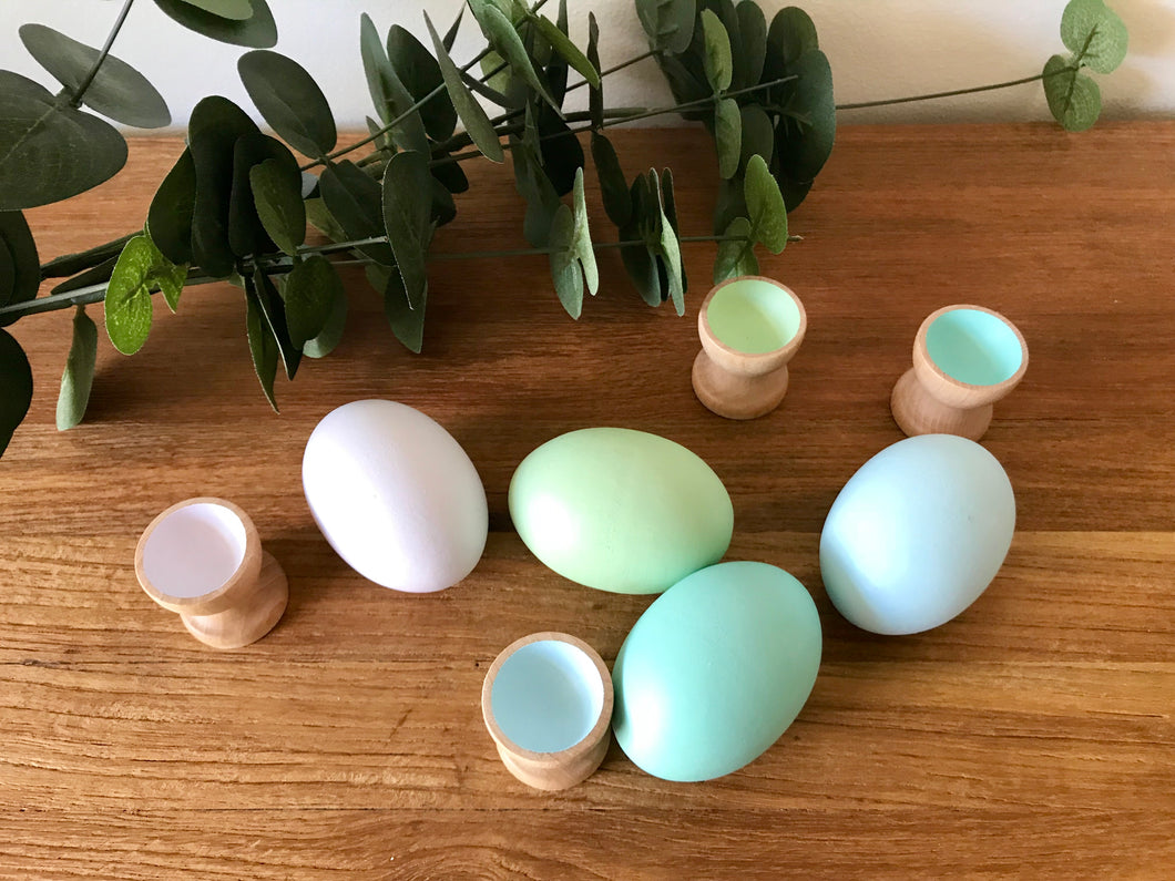 Eggs and Cups