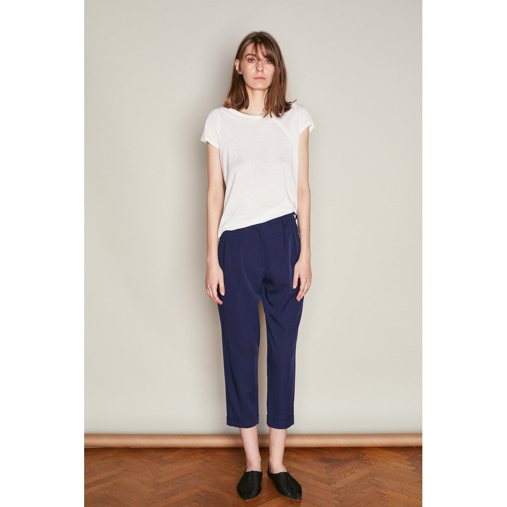Bobbie High Waist Trousers Women - Apparel - Pants - High Waisted- Iconette