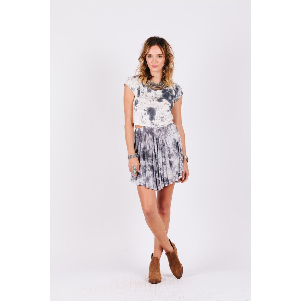 Cherida Mini Skirt Women - Apparel - Shirts - Tunics- Iconette
