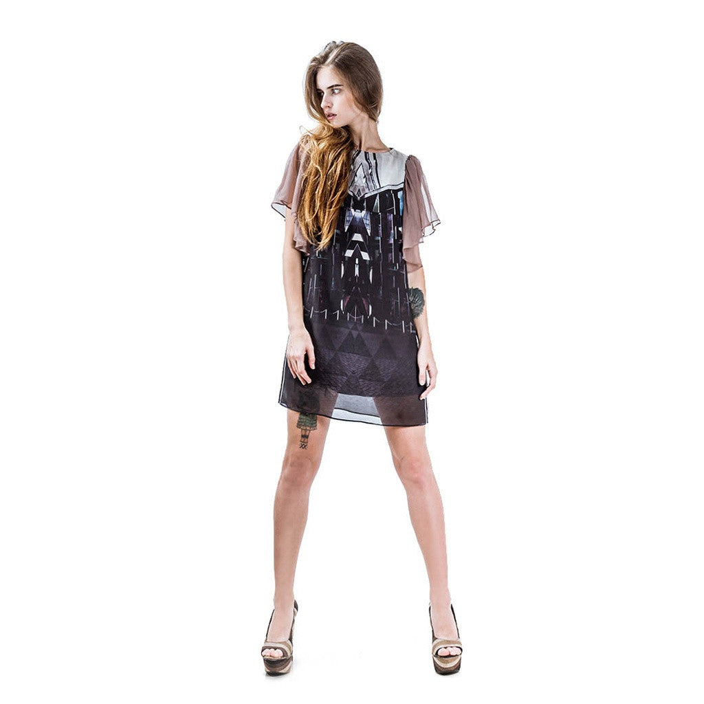 #Architectdress 1.0 Women - Apparel - Dresses - Day to Night- Iconette