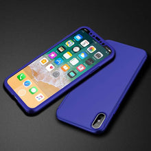 Hard Shockproof Armor full cover for iPhone X