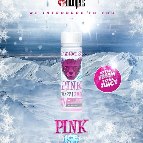 Dr Vapes - Panther series - Pink Ice