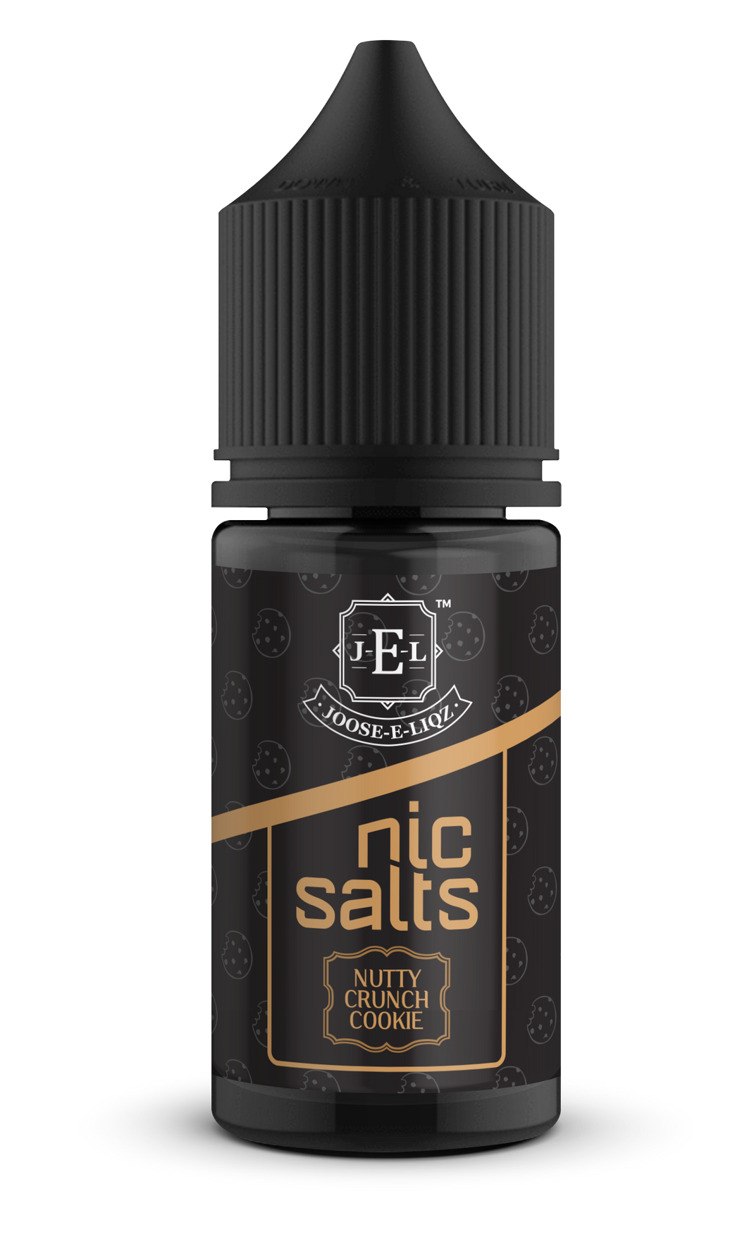 JEL Nic Salts - Nutty Crunch Cookie
