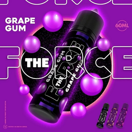 The Force - by TKO - Grape Gum