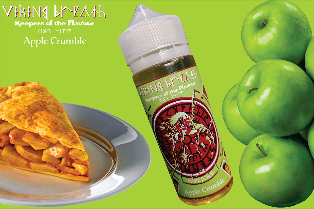 Viking Breath - Apple Crumble