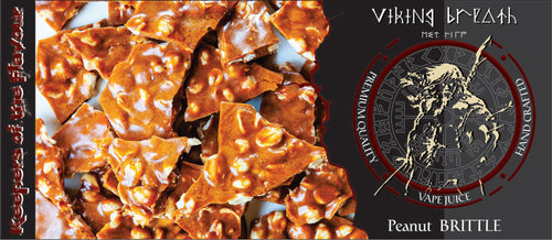 Viking Breath - Peanut Brittle