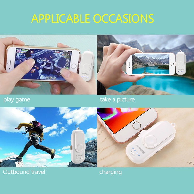 Magnetic Mini Power Bank