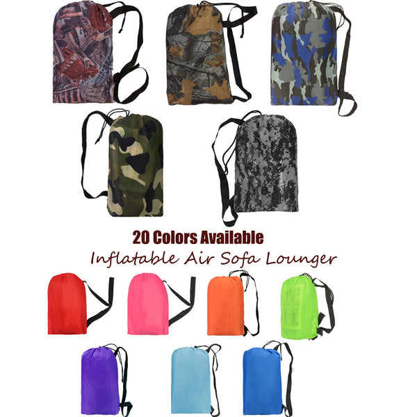 Inflatable Air Sofa Lazy Bag