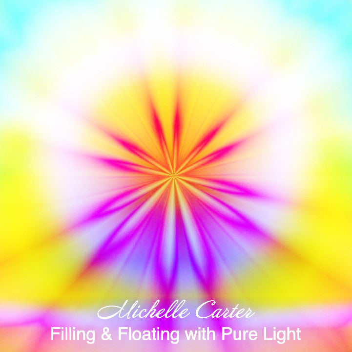 Filling & Floating into Pure Light