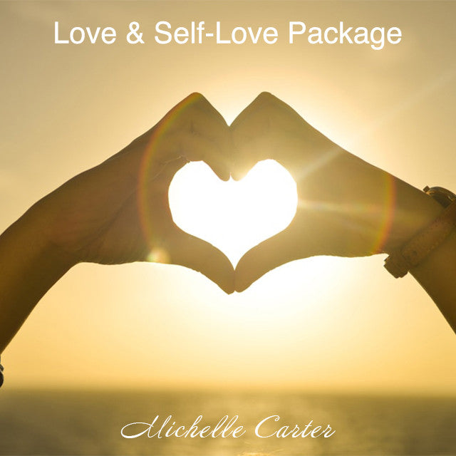Love & Self-Love - 5 Audio Package