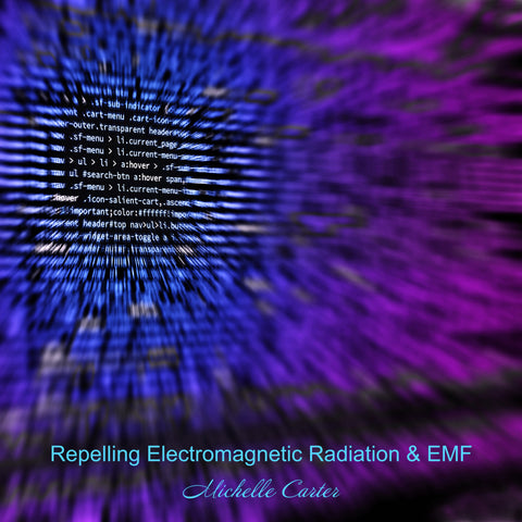 Repelling EMF, 5G & Harmful Rays & Energy