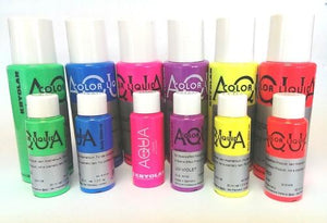 Kryolan Aquacolor UV Day Glow Liquid