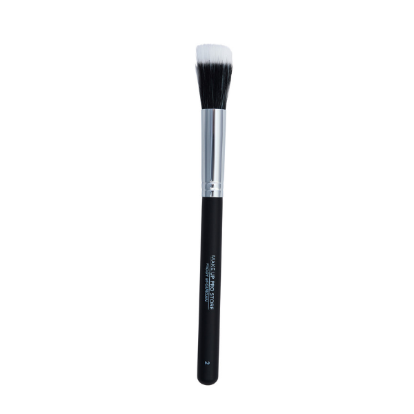 No.2 PRO Small Foundation Brush - Make Up Pro Store