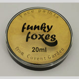 Funky Foxes Face Paint