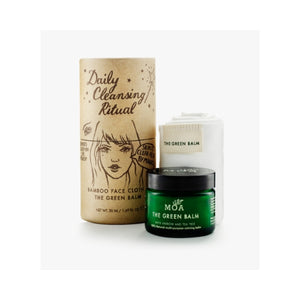 DAILY CLEANSING RITUAL- GREEN BALM