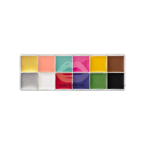 Flash Color Case Palette