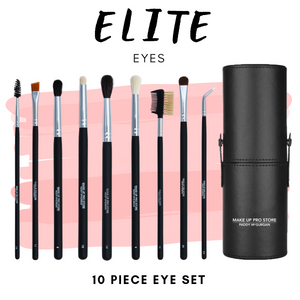 Elite Eyes - Ten Piece Eye Set