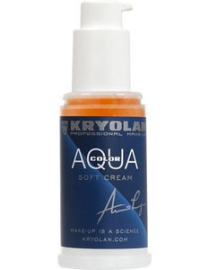 Kryolan Aquacolor Soft Cream 50ml