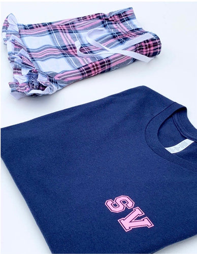 Kid's Personalised PJ set