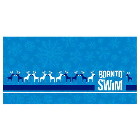 *Limited Edition* Holiday Swim Towel