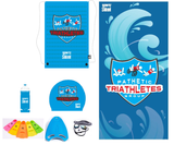 PATHETIC TRIATHLETES GROUP Swimmer Starter Set - LARGE
