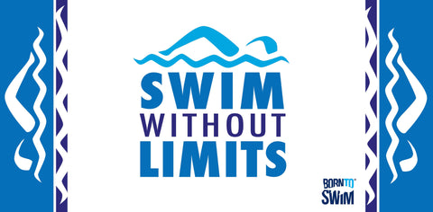SWIM WITHOUT LIMITS Microfiber Towel