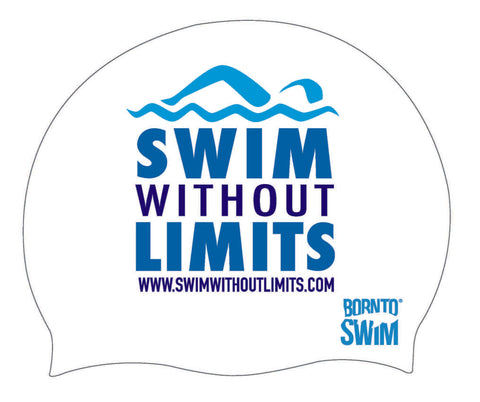 SWIM WITHOUT LIMITS Regular Silicone Swim Cap