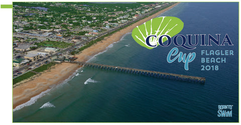 COQUINA CUP 2018 Limited Edition Microfiber Towel