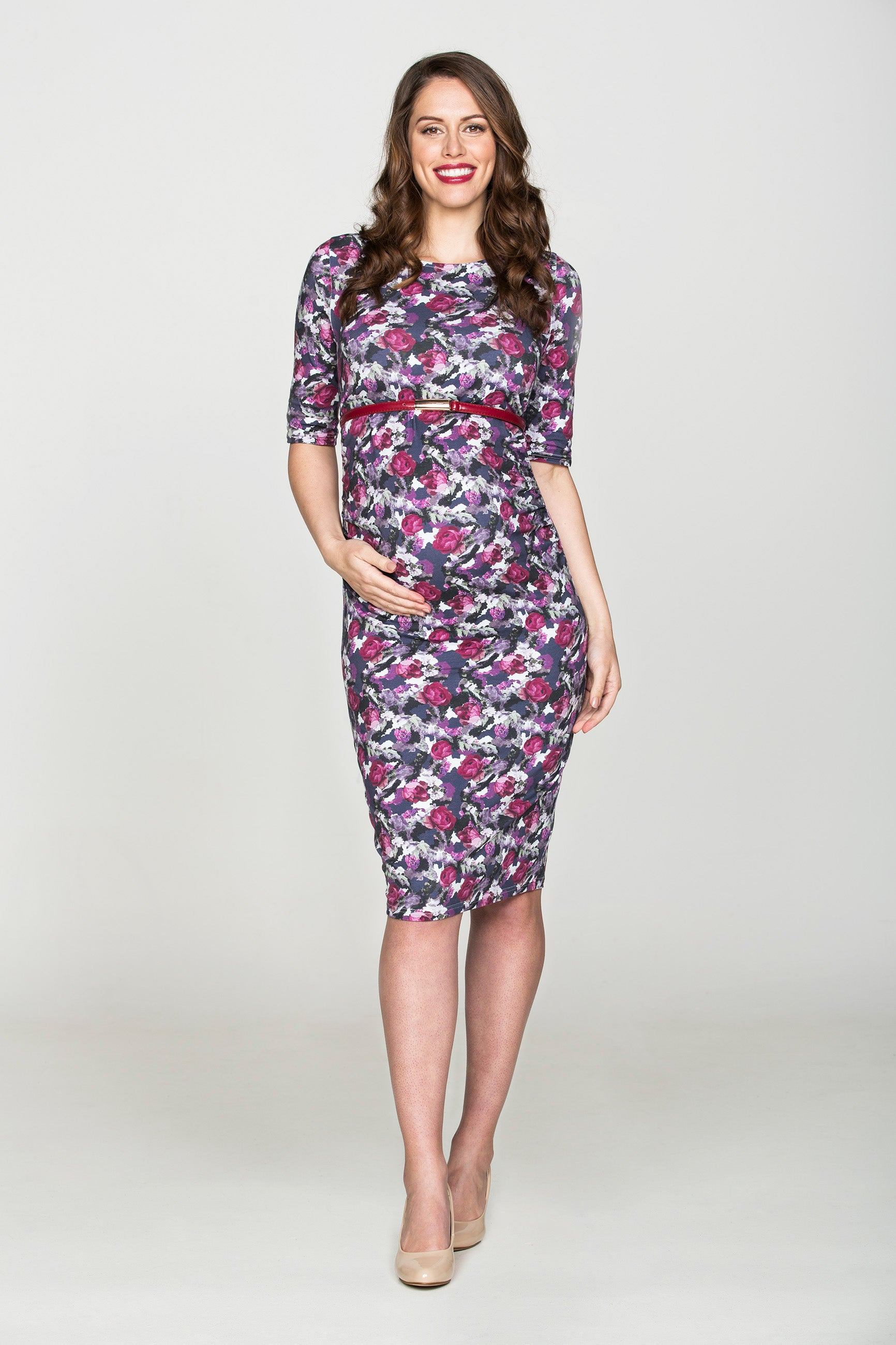 Twilight Romance Dress - Bubba Belly Maternity Wear
