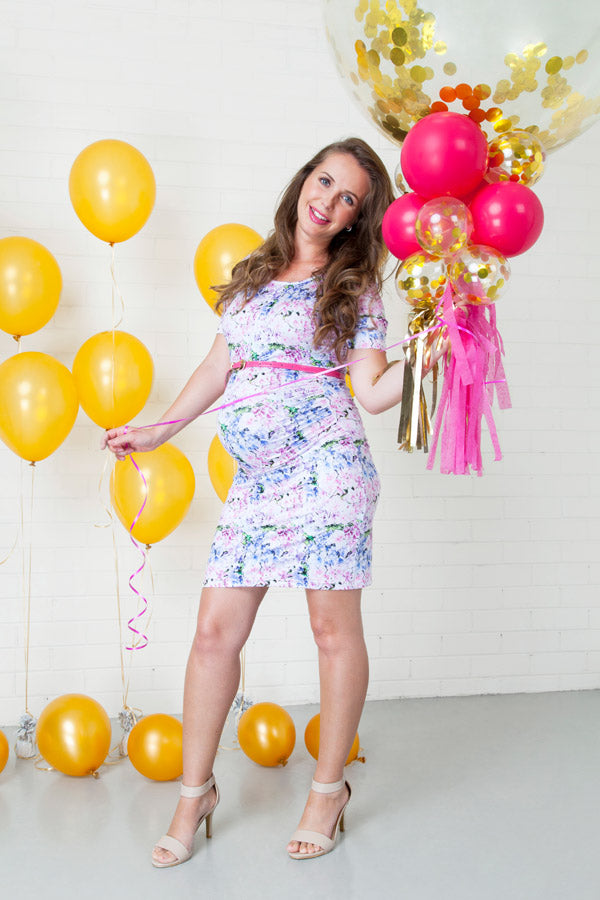 Love Blossom Dress - Bubba Belly Maternity Wear