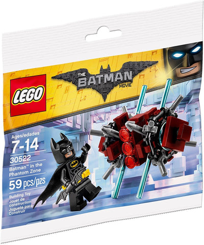 LEGO Batman Movie Set 30522 Batman in the Phantom Zone
