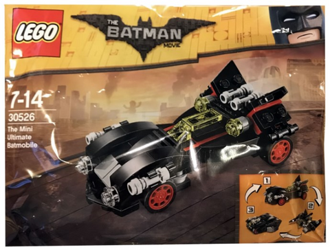LEGO Batman Movie Set 30526 The Mini Ultimate Batmobile