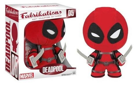 Funko Fabrikations Deadpool #05 Plush