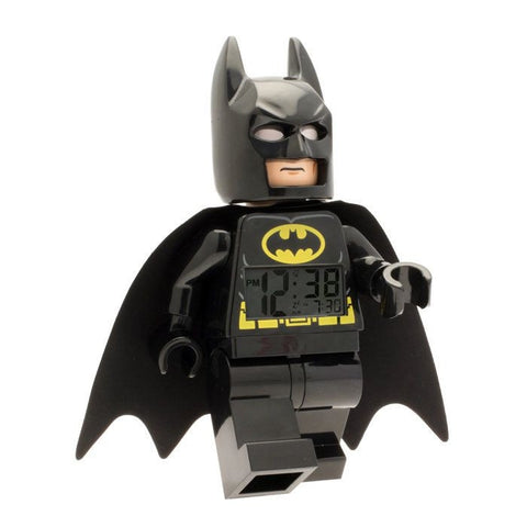 LEGO DC Super Heroes 9005718 Batman Alarm Clock