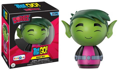 Funko Dorbz Teen Titans GO! #224 Beast Boy ToysRus First to Market Exclusive