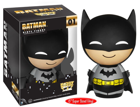 Funko Dorbz XL Batman Series One #01 Vinyl Figure