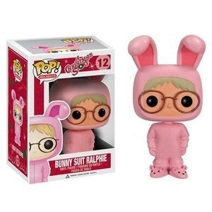 Funko Pops! Holidays Bunny Suit Ralphie #12