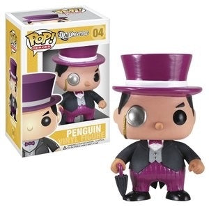 Funko Pops! Heroes The Penguin #04