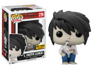 Funko Pops! Animation L with Cake #219