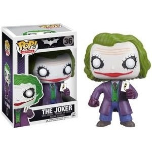 Funko Pop! Heroes - Dark Knight Trilogy - #36 The Joker