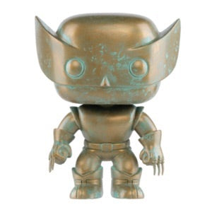 Funko Pop! - Marvel 80 Years Wolverine Patina #496