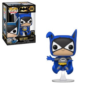 Funko Pops! Heroes Bat Mite First Appearance #300