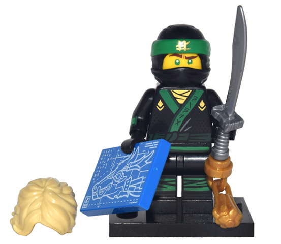 LEGO Ninjago Movie Minifigures Lloyd