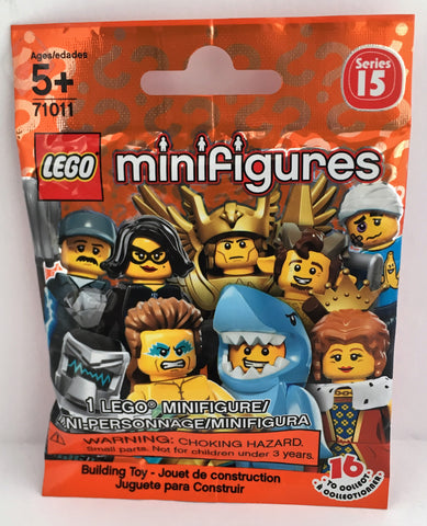 LEGO Series 15 Minifigures Blind Package