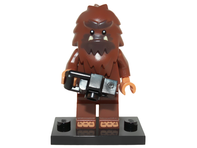 LEGO Series 14 Monsters Minifigures Square Foot